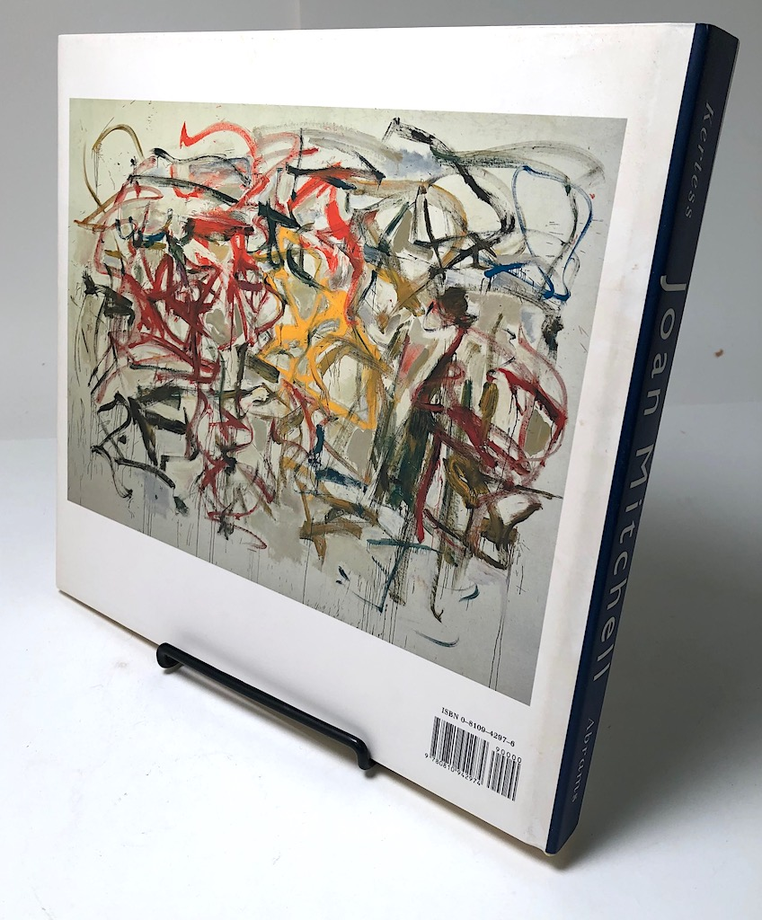 Joan Mitchell by Klaus Kertess. Pub by Harry N. Abrams 1977 First Ed Hardback with Dustjacket 14.jpg
