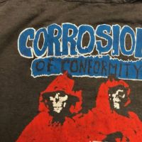 1986 Tour Shirt Corrosion of Conformity Animosity Tour Loss for Words T Shirt 9.jpg