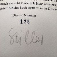 Paul Verlaine Amies Freundinnen Numbered 125 Pencil Signed Gunther Stiller 15.jpg