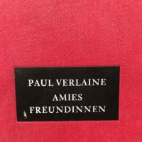Paul Verlaine Amies Freundinnen Numbered 125 Pencil Signed Gunther Stiller 2.jpg