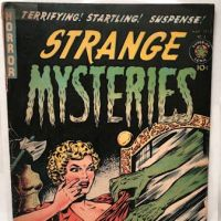 Strange Mysteries No. 4 March 1952 published by  Superior Comic 1.jpg